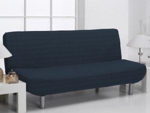 Ελαστικά Καλύμματα Καναπέ Κρεβάτι Click Clack Bielastic Viena-Μπλε