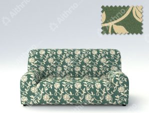 Ελαστικά καλύμματα καναπέ Acapulco-Διθέσιος-Πράσινο-10+ Χρώματα Διαθέσιμα-Καλύμματα Σαλονιού