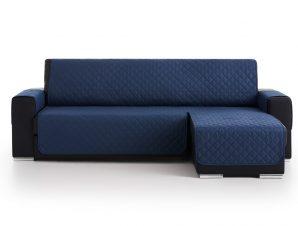 Σταθερά Καλύμματα Καναπέ Γωνία Universal Quilt – C/4 Μπλε – Γωνία 240cm