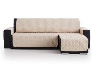 Σταθερά Καλύμματα Καναπέ Γωνία Universal Quilt – C/2 Μπεζ – Γωνία 280cm