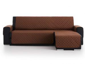 Σταθερά Καλύμματα Καναπέ Γωνία Universal Quilt – C/3 Καφέ – Γωνία 280cm