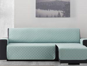 Σταθερά Καλύμματα Καναπέ Γωνία Universal Quilt – C/23 Μέντα – Γωνία 240cm