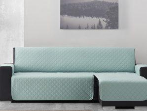 Σταθερά Καλύμματα Καναπέ Γωνία Universal Quilt – C/23 Μέντα – Γωνία 280cm