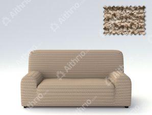 Ελαστικά Καλύμματα Προσαρμογής Σχήματος Καναπέ Elegant – C/18 Λινό – Διθέσιος-10+ Χρώματα Διαθέσιμα-Καλύμματα Σαλονιού