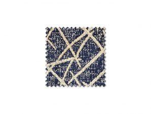 Σετ (2 Τμχ) Ελαστικά Καλύμματα-Καπάκια Καρέκλας Grecia-C/4 Μπλε