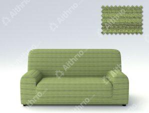 Ελαστικά καλύμματα καναπέ Ibiza-Διθέσιος-Πράσινο-10+ Χρώματα Διαθέσιμα-Καλύμματα Σαλονιού