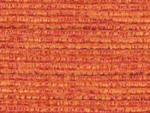 Καλύμματα καναπέ σταθερά με δέστρες Kioto-Τριθέσιος-Πορτοκαλί
