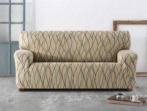 Ελαστικά καλύμματα καναπέ Maya-Τριθέσιος