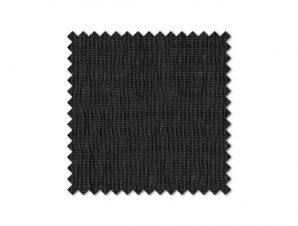 Ελαστικά καλύμματα γωνιακού καναπέ Peru-Δεξια-Μαύρο