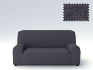 Ελαστικά καλύμματα καναπέ Peru-Τετραθέσιος-Γκρι-10+ Χρώματα Διαθέσιμα-Καλύμματα Σαλονιού
