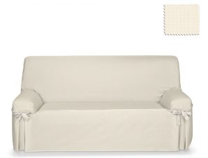 Καλύμματα καναπέ σταθερά με δέστρες Praga-Ιβουάρ-Τριθέσιος