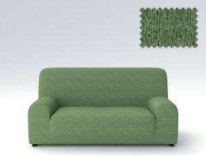 Ελαστικά καλύμματα καναπέ Valencia-Πολυθρόνα-Πράσινο