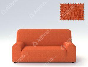 Ελαστικά καλύμματα καναπέ Valencia-Διθέσιος-Πορτοκαλί