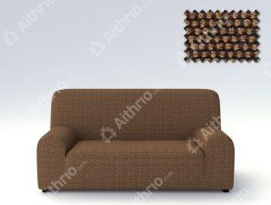 Ελαστικά Καλύμματα Προσαρμογής Σχήματος Καναπέ Viena – C/12 Μινκ – Πολυθρόνα-10+ Χρώματα Διαθέσιμα-Καλύμματα Σαλονιού